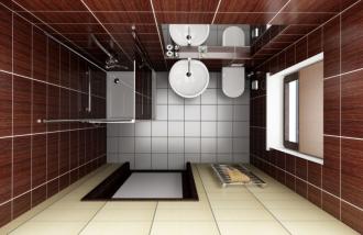 modern en suite bathrooms - En Suite Bathrooms Designs