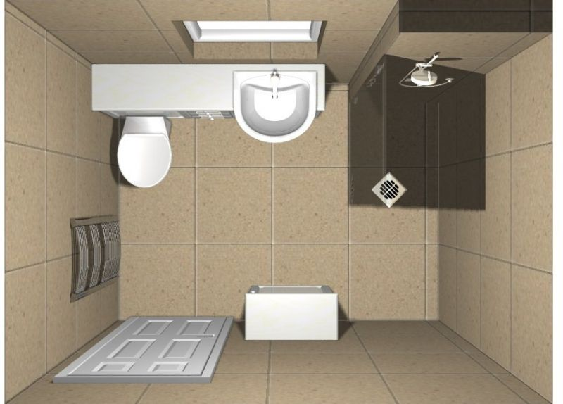 Wetroom Bathroom Design
