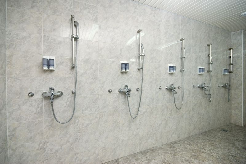 Commercial Tiling And Bathroom Fitting By Frog Bathrooms - Commercial bathroom enclosures