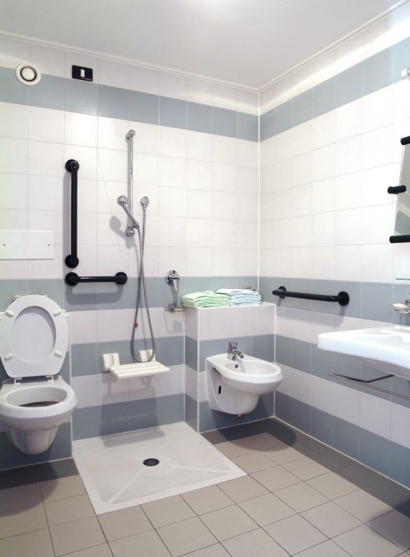 Accessible Bathrooms design by Frog Bathrooms