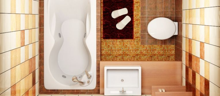 Small Bathrooms Ideas by Frog Bathrooms